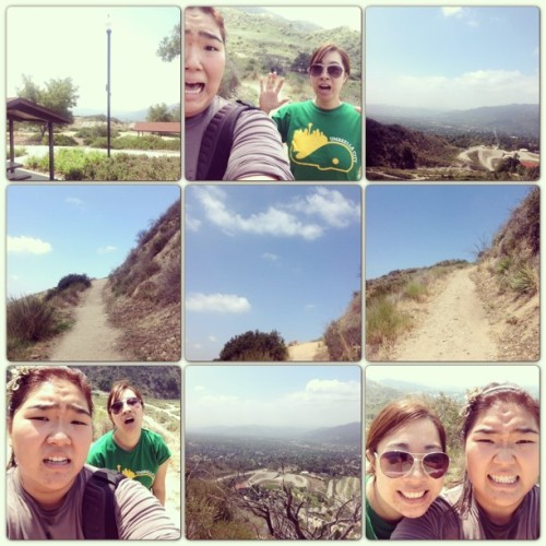 Hiking! Learned so much more about God! So amazing!!! #steadfastlove #pursue #leadership #youthgroup #love #HGEC #PTLseriously @elovestolaugh
