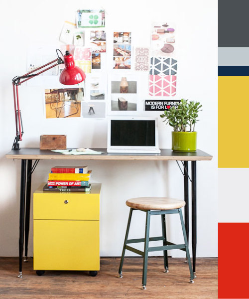 musesofdesign:  (via heartwork modern office furniture giveaway / sfgirlbybay)