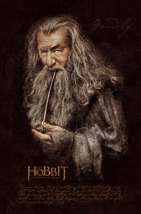 The Hobbit: An Unexpected Journey by Paul Shipper