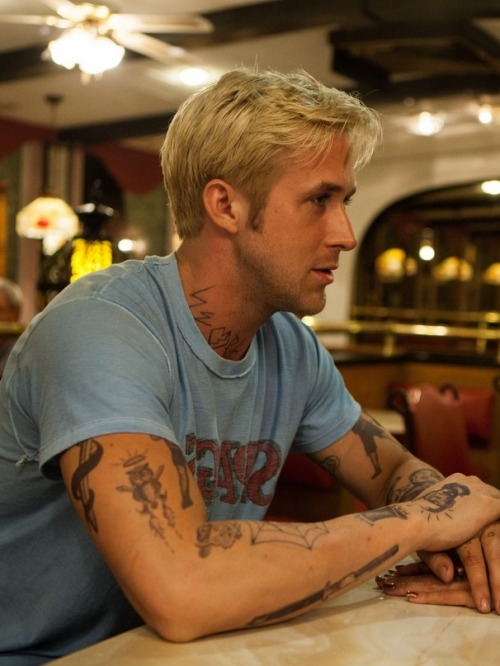 thepastiswonderful:  Ryan Gosling in The Place Beyond the Pines (2012).