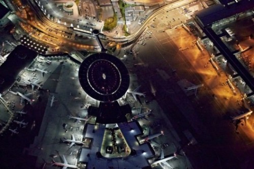 Seen From Above: Captures the Art of Airport Design by http://www.jeffreymilstein.com