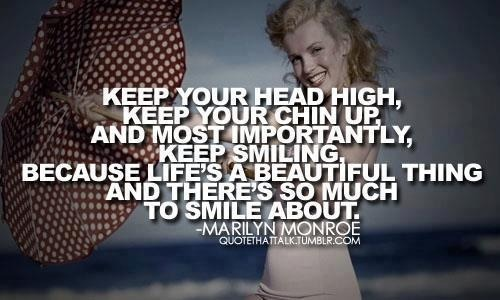 Marilyn Monroe Quote On Tumblr
