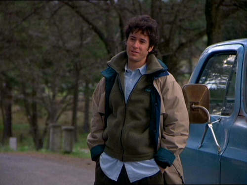 "myn3:  #NorthernExposure Joel Fleischman @RobMorrow_ RT "" roslynscafe:  In this tiny corner of Alaska, the human spirit has triumphed. We hold in our hands, the most precious gift of all: Freedom. The freedom to express our art. Our love. The freedom to be who we want to be. We are not going to give that freedom away and no one shall take it from us. (Cicely)   Northern Exposure (1990-1995): Joel Fleischman (Rob Morrow)"