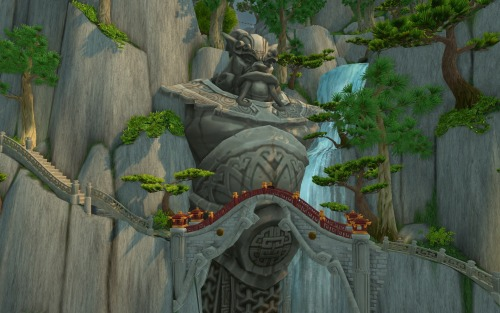 The Jade Forest, Pandaria, 2013