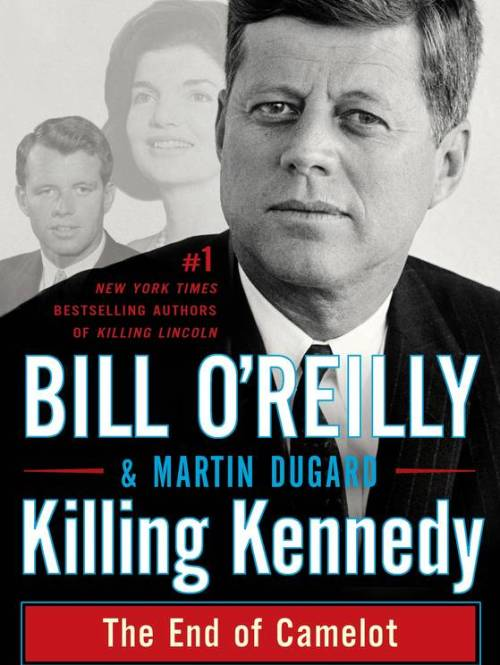 Started reading Killing Kennedy : The End of Camelot - by Bill O'Reilly and Martin Dugard.