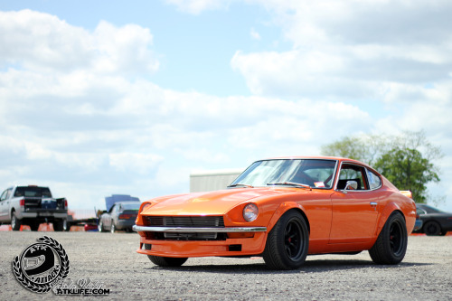 atk-jordan:  Feature coming soon RB26 Powered 1970 Nissan 240z ~ATK Jordan   This Datsun is awesome, very cool build.
