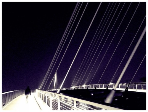 🎆 at Passerelle des Deux Rives by matfi on EyeEm