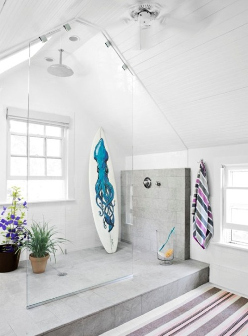 homedesigning:  (via Shower Room Design)