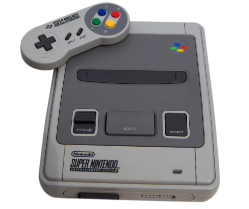 Nintendo Super NES Via