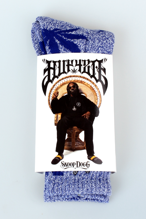 HUF x Snoop Dogg Plantlife Socks  www.bonkers-shop.de