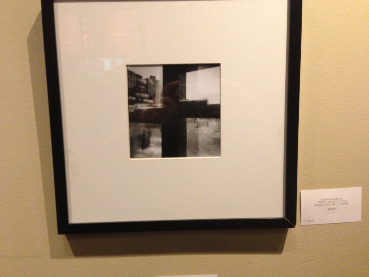 A guy is selling his Instagrams in Starbucks for $100 a pop. Lol.