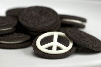 Peace…Cookie!