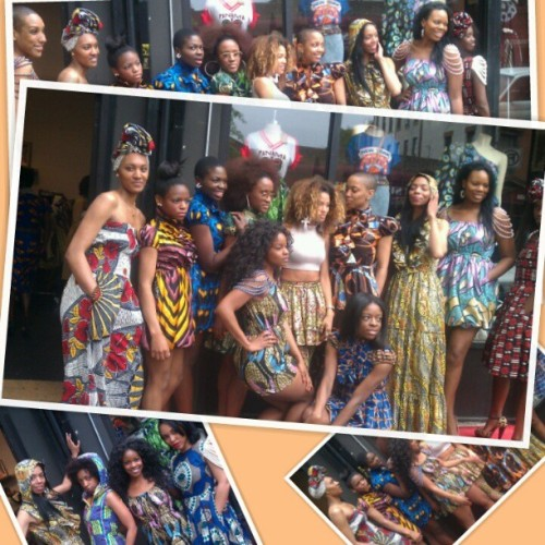 The Olori Fashion Gallery #shirleyandalice was amazing in every sense of the word.  The designs were inspired and everyone was pleased to see each and everyone of the ladies in their garments. If you love fashion on another level take it from me you will want some pieces from this collection.