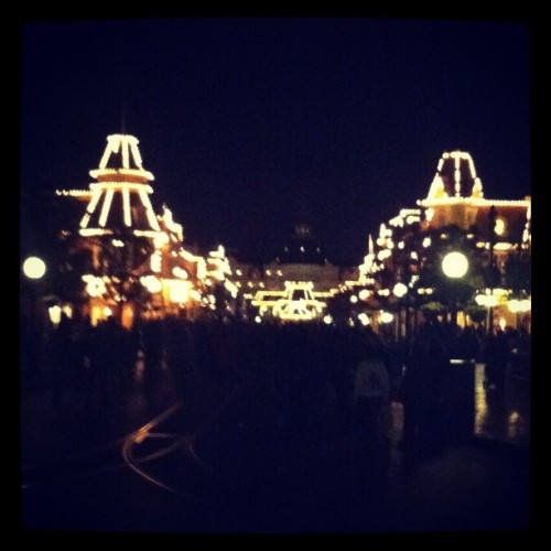 #disneylandparis #mainstreet
