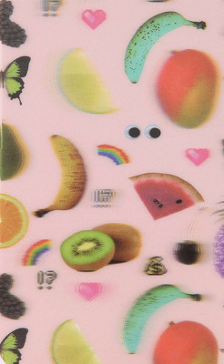 fruits urban outfitters Hologram
