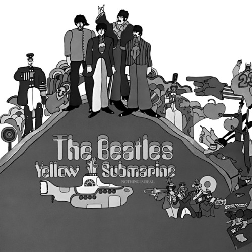 some of the best Beatles' album covers