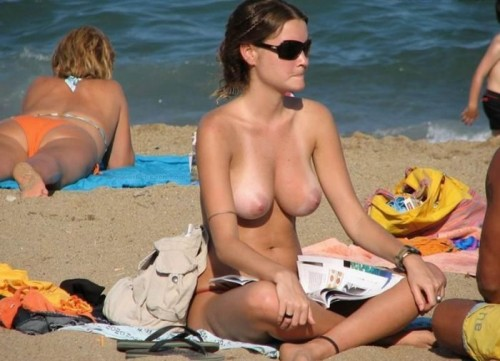 Europe nude beaches girls