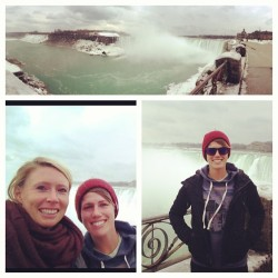 @sophieschmidt13 Bucket list check… Niagra Falls!!! Now enroute to New Jersey #NewAdventure #SkyBlueFC http://instagr.am/p/XC_owjwOAV/    Lookin good sophie