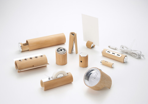 (via bamboo stationery set by yu jian)