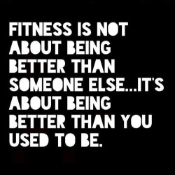 im-fit-wwhen-its-summer:  Fitness Motivation Quotes on @weheartit.com - http://whrt.it/110Mso2