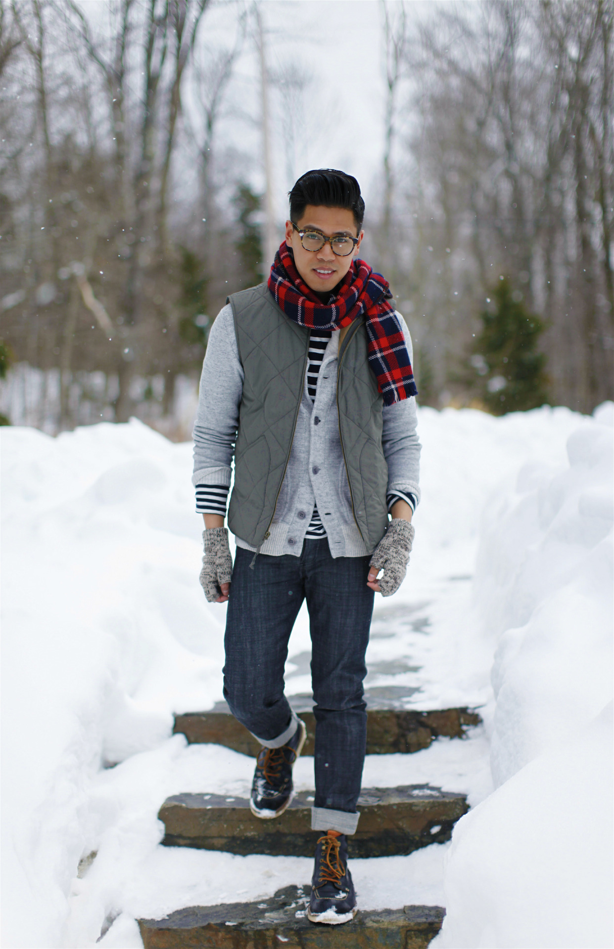 What I Wore Snow Escape - Preview Find us: FACEBOOK | TWITTER | BLOGLOVIN | PINTEREST | LOOKBOOK