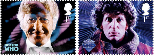 "doctorwho:  Royal Mail reveals Doctor Who stamps  The collection marks the 50th anniversary of sci-fi show Doctor Who, with all 11 Doctors getting their own first class stamp. Four of the show's most notorious villains, including the Daleks and the Cybermen, star on the second class set. The show first ran from 1963 to 1989. A successful revival returned it to Saturday night schedules in 2005. Andrew Hammond of the Royal Mail said the commemorative selection ""pay tribute to the brilliant actors that have played the Doctor over the years, as well as the adversaries that helped make the show so popular"""