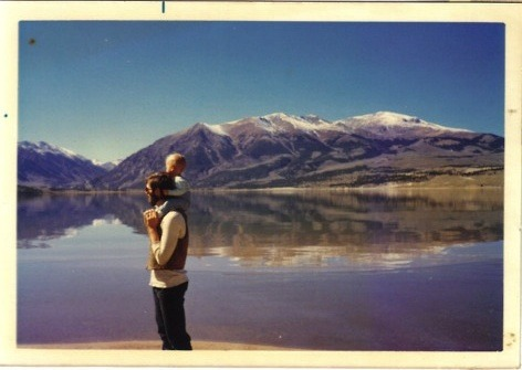 dadsaretheoriginalhipster:  Your dad knew how to take an epic shot before you did and he's got the photo composition skills to prove it. Back when a man could get shit-housed off a few dollars of sweat-pant money, he was out capturing the portraits that inspired Bob Ross to paint. He was a pornographer of mother nature's beauty who exposed the world to sights they'd never seen.   So hipsters, when you're taking panoramic iPhone 5 shots of nature's wilds and attempting to share your moment of serenity on instagram so you can whore it out for double taps, remember this… Your dad would be insta-famous if instagram was around when he was capturing his human experience.