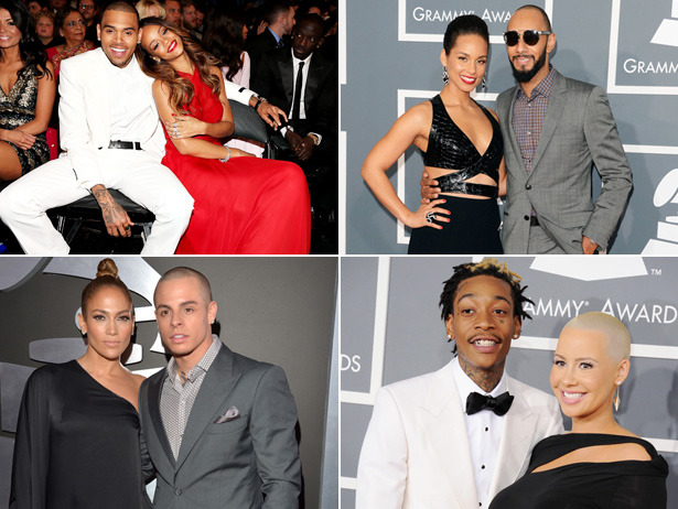 Grammy Arm Candy: 25 Couples Who Stunned Us On Music's Biggest Night