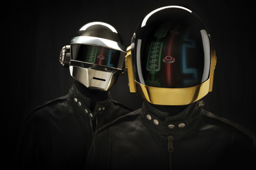 "noiseymusic:  A History of Daft Punk in Commercials News broke this week that a new Daft Punk album definitely possibly may drop this spring. Normally new albums bring new tours, but so far all we have is a Daft-free Coachella (despite faint rumors to the contrary) and expert proclamations that the French dance duo is likely not showing up in your town at any point in 2013. As a consolation, we offer up this set of less conventional Daft Punk performances, a reminder that electronic pyramids aren't built in a day, but they are built by taking money from people in exchange for them putting your songs in a commercial.    GAP A far cry from the high fashion of Hedi Slimane, Daft Punk go full (relaxed) denim on denim in this Gap commercial featuring Juliette Lewis getting down to the duo's ""Digital Love"" in flares and a jaunty hat that reminds you this was filmed in 2001. Continue"