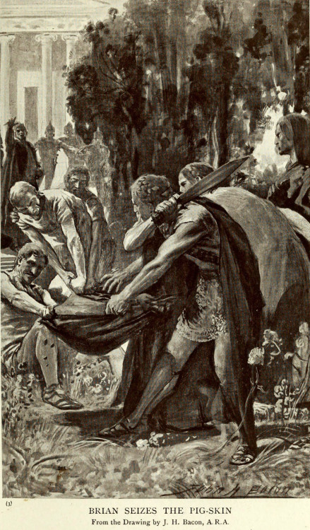 From Celtic Myth & Legend, Poetry & Romance by Charles Squire, 1910. Wondering about this post? Wait for the dissertation (TBA).For now: Weblog ◆ Books ◆ Videos ◆ Music ◆ Etsy #celtic#vintage illustration