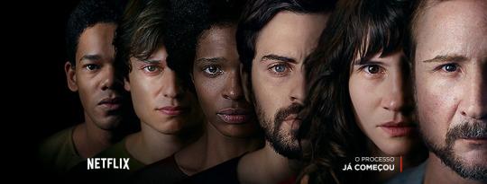 Série 3% - Netflix