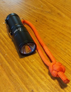Olight i1 - this bad larry is bright! 180 lumens otf. Nice little light but I like the A3A2 platforms. Its on the forum fer sale. Approved.