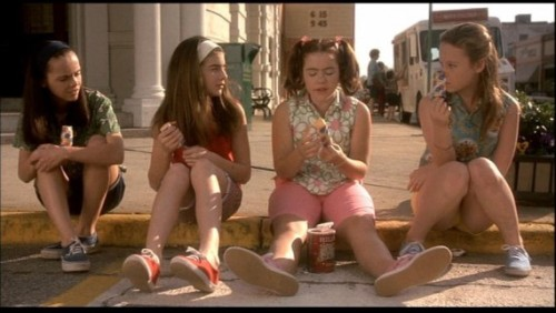 I've always wanted a friendship like theirs.
