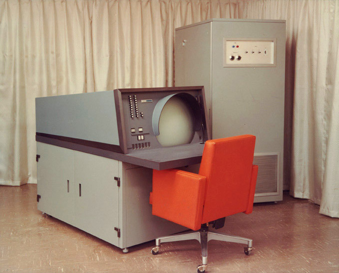 1950sunlimited:  Computer of 1958