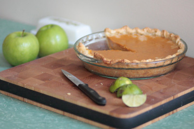 Pumpkin Pie by semarr on Flickr.
