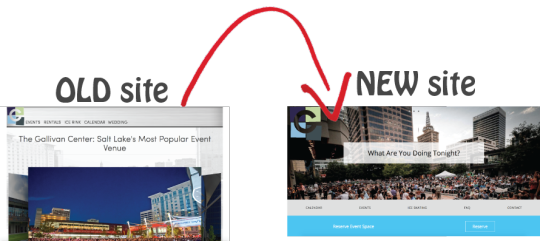 The Gallivan Center Can Edit Their Site Like a Dream