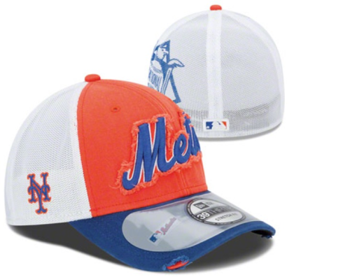 @brianerni: Breaking: here's your first photo of the mets post game cap. every team has one and they all follow the same template.