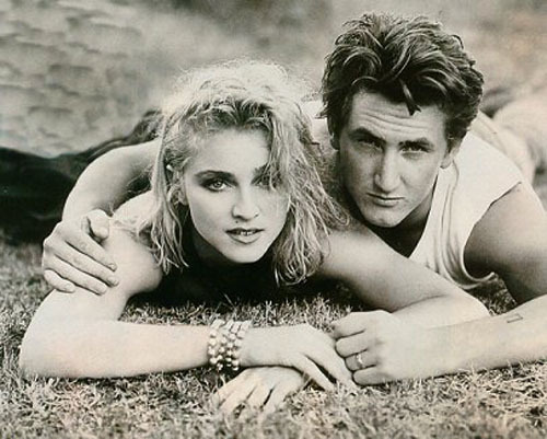 #Madonna and Sean Penn by Herb Ritts for @Interview Mag 1985