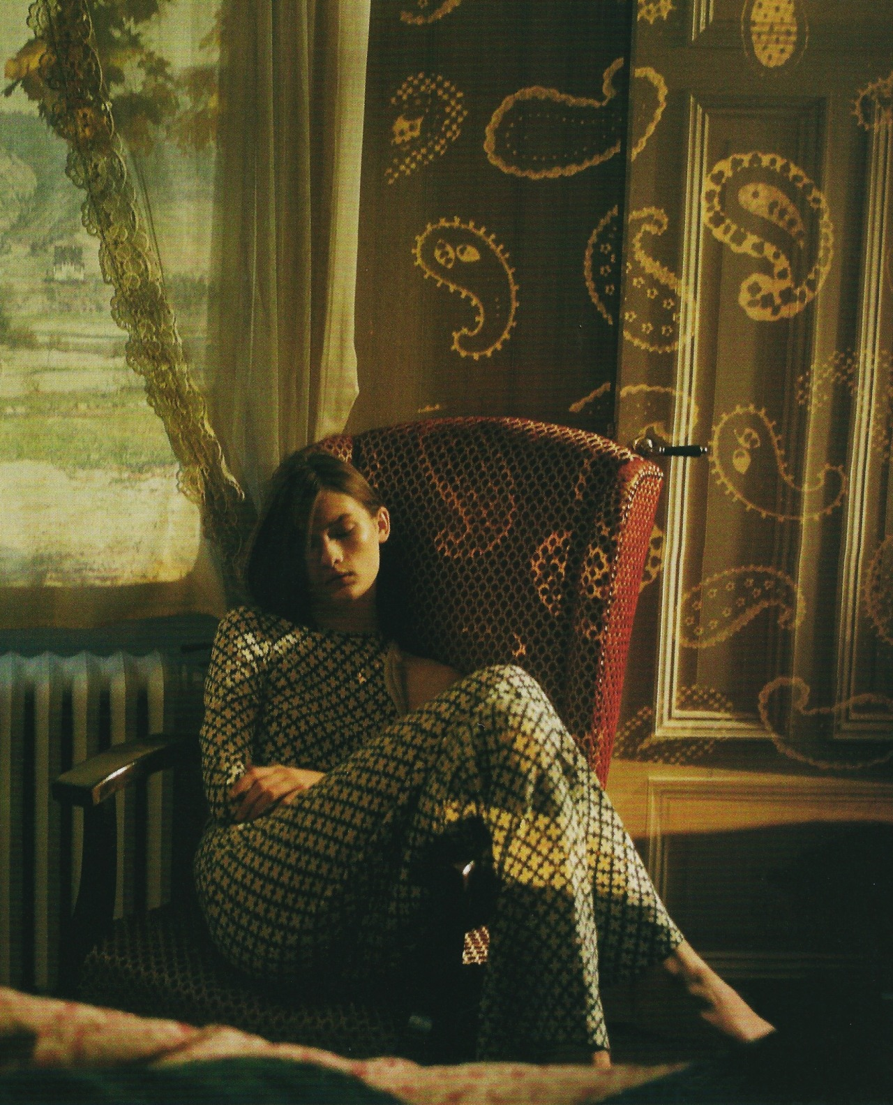 bosconos:  Lara Mullen for AnOther Magazine S/S 2012 by Martina Hoogland Ivanow
