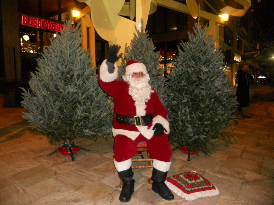 Mount Vernon Triangle: Photos with Santa On Thursday, November 29th, the Mount Vernon Triangle Community Improvement District (MVTCID) will hold its 3rd annual Photos with Santa Claus event on the corner of 5th and K, NW. (in front of Busboys and Poets). Come meet Kris Kringle and pose for a photo, all children will be given a candy cane – and photos will be available (via MVTCID Facebook Page) in time for use on holiday cards and email.  Feel free to bring your own camera to use for a photo as well! Location:         5th and K, NWWhen:              Thursday, November 29th; 5:00pm-8pm  Cost:               Free!  Contact:         (202) 216-0511 ext. 23; bill@mountvernontriangle.org