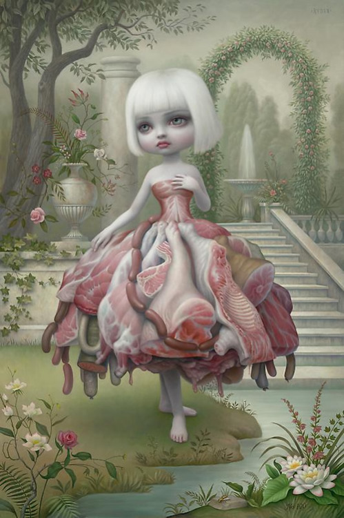 urhajos:  Mark Ryden