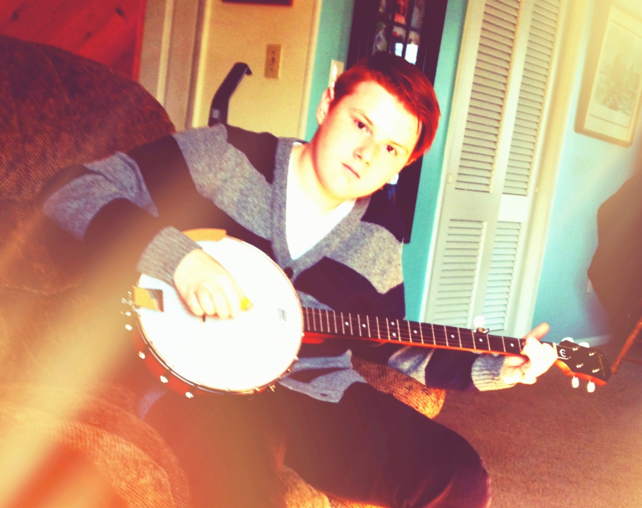 My new Banjo :)