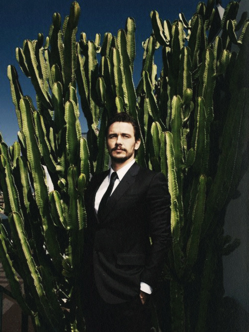 James Franco for the 66th Cannes Film Festival.