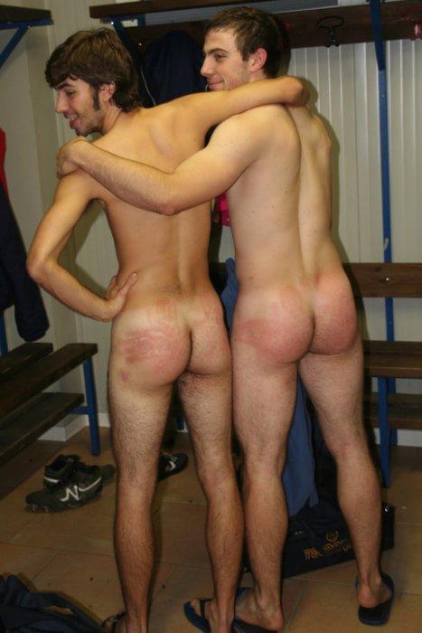 Some in lockerroom