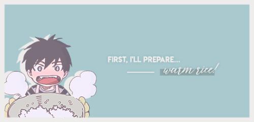 alphonseelriic:☆.。.:*Cooking with Rin Okumura.。.:*☆ #ao no exorcist #anemanga#manga#graphics