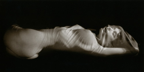 liquidnight:  Ruth Bernhard Silk, 1968 From Ruth Bernhard: The Eternal Body