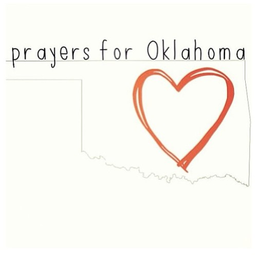 ❤ #Oklahoma. (I used to live in #ElReno!)