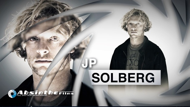 Absinthe Films highlights backcountry powerhouse JP Solberg in their latest rider profile! Click the photo to hear words from Travis Rice, Danny Kass, Dan Brisse and more!