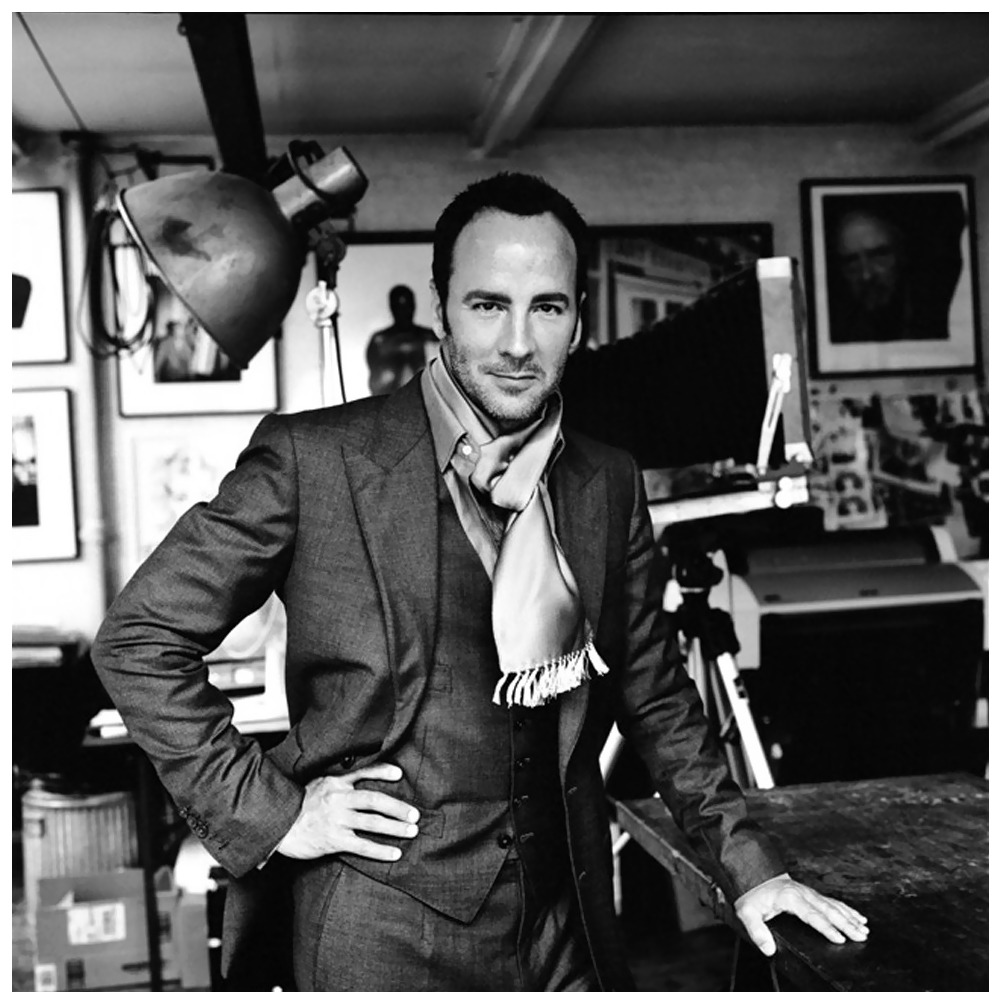 "Tom Ford After two years of intimate and incredibly exclusive presentations for his eponymous line, Tom Ford is finally staging his first ""real"" runway show, which will take place during London Fashion Week. Ford cites the expansion of his brand as cause for the shift, with his gorgeous wares now being sold in 100 stores worldwide. He will be a welcome addition to a schedule that can sometimes seem lacking in comparison with the massive brands showcasing in New York, Paris, and Milan. Ford joins the ranks of Matthew Williamson, Vivienne Westwood, Christopher Kane, and Burberry Prorsum. February can't come soon enough. (Photo courtesy of David Bailey via PleasurePhoto. Text by Jenny Bahn)"