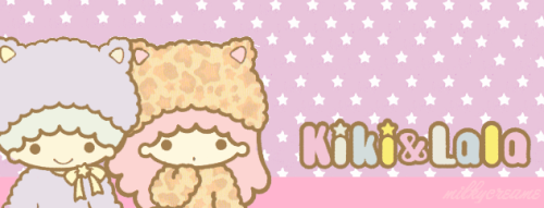 tinkevidia:  Sanrio: Little Twin Stars:)